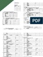 Format tabulasi