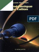 Genefort,Laurent - La mécanique du talion.epub