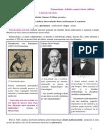 Farmacologie, Definitie, ramuri, utilitate practica.docx