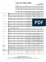 Fate of the God_score.pdf