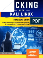 Hacking with Kali Linux_ Practical Guide to Computer Network Hacking, Encryption, Cybersecurity & Penetration Testing for Beginners. The Secrets of VPN Services, Firewalls and the Linux Command Line