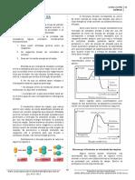 Cinética química (Nota de aula e exercícios)