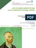 3.Durere clasificare fiziopatologie