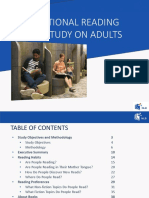 National Reading Habits Study 2016 - Adults - Full Report