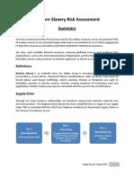 adidasGroup_Summary_Modern Slavery Risk Assessment_Aug2016rev (002)