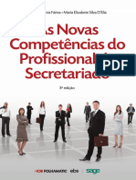 364642889 as Novas Competencias Do Profissional de Secretariado