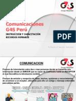 G4S - Comunicaciones.ppt