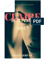 CLAIRE-is-it-really-love