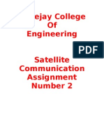Satellite Communications for Hostile Environments
