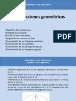 4-Construcciones geométricas