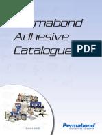 Permabond catalogue