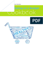 Healthy Eating on a Budget Cookbook