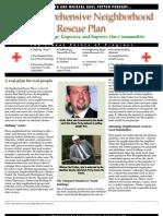 The Comprehensive Neighborhood Rescue Plan