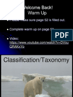 taxonomy and classification update.ppt