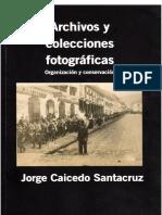 Archivos y Colecciones Fotográficas