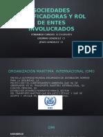 Sociedades clasificadoras y rol de entes involucrados.pptx