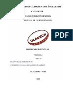 DINAMICA DE PARTICULAS-AYALA