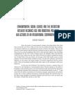 Yearley2005EnvironmentalSocialScience&Distinctions