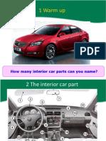 Unit_5_The interior car parts