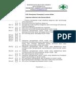 Check list Manajemen Informasi & RM.pdf
