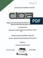 PROCESO DE EXTRUSIÓN DE PELÍCULA SOPLADA A BASE DE POLIETILENOS --MEZCLAS.pdf