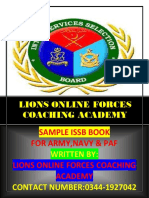 LIONS ISSB BOOK.