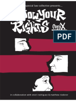 Know Your Rights Comix #2
