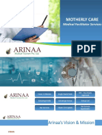 Arinaa Medical Tourism Overview