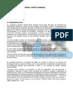 9.C- Derecho Penal Pte. Gral., Lanza