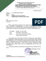 Surat Ke Perusahaan - Kirim Peserta CFD