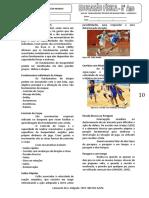 Fundamentos Técnicos do Basquetebol