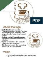 CAFE pindot presentation