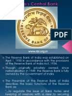 RBI Functions & Credit Control - RK