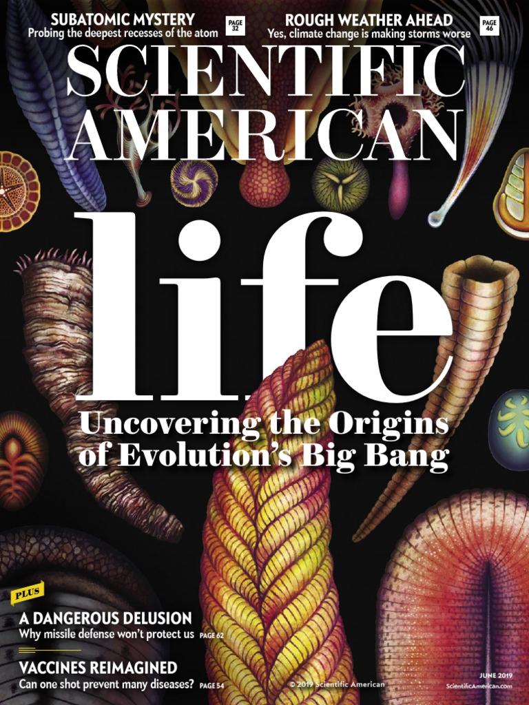 Scientific American   June 40   Plastic   Atmosphere
