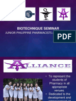 Bio Techniques Seminar.pptx