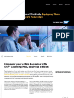 SAP Learning Hub, Business Edition Solution Brief.pdf