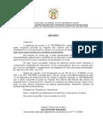 DECISÃO - CORREÇÃO de erro material da sentença com base no art. 494 do CPC