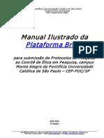 Manual Ilustrado da Plataforma Brasil