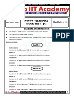Final_KVPY Olympiad Mock Test - [1]_MPCB_Paper