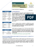 Rudra Shares Reliance Ltd Short Term Call Research Report