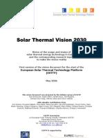 Solar Thermal Vision 2030 060530