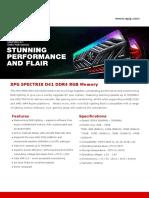 Datasheet_XPG_SPECTRIX_D41_DDR4_Memory