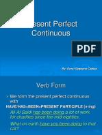 present-perfect-continuous