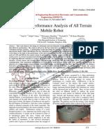 Mobile Robot Performance Journal Publ
