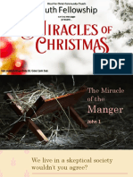 Miracle of the Manger