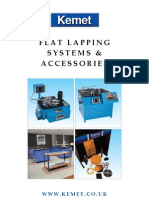 Flat Lapping Brochure 2009