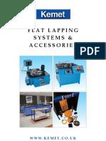 Flat Lapping Brochure 2009