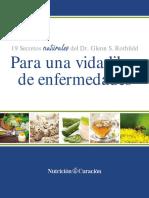 Nutricion y curacion