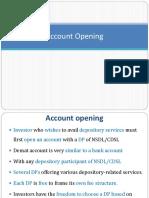 M2 Account Opening
