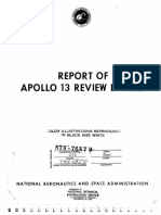 Report of Apollo 13 Review Board Final Report